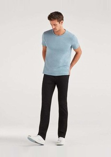 7 For All Mankind Luxe Sport Slimmy in Black