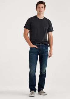 7 For All Mankind Luxe Sport The Straight with Clean Pocket in Authentic Hiatus