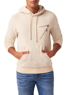 7 For All Mankind 7 Zip Pockets Hoodie