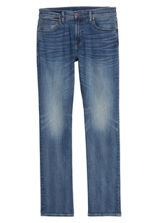 7 For All Mankind The Straight Slim Straight Leg Jeans