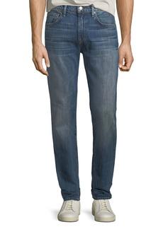 7 For All Mankind Men's Adrien Straight-Leg Denim Jeans