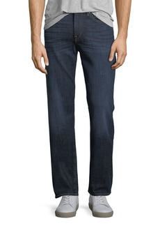 7 For All Mankind Men's Austyn Straight-Leg Denim Jeans