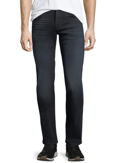 7 For All Mankind Men's Clean Pocket Straight Jeans