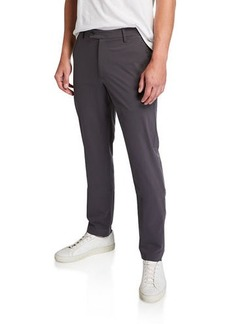7 For All Mankind Men's Modern Stretch-Twill Pants