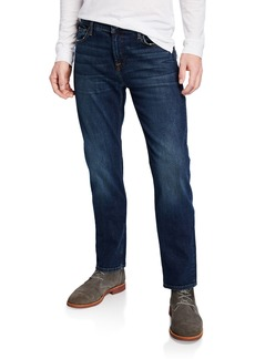 7 For All Mankind Men's Slimmy Enterprise Denim Jeans
