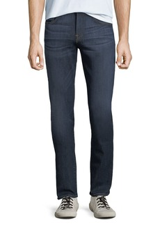 7 For All Mankind Men's Slimmy Sport Blue Jeans