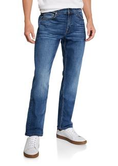 7 For All Mankind Men's Standard Straight-Fit Denim Jeans