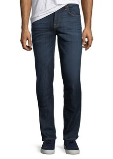 7 For All Mankind Men's Straight-Leg Airweft Denim Jeans