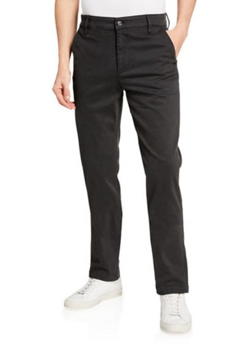 7 For All Mankind Men's Straight-Leg Chino Pants