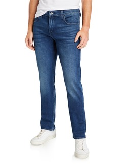 7 For All Mankind Men's The Straight-Leg Denim Jeans