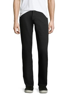 7 For All Mankind Men's The Straight Relaxed Jeans  Indigo Moon