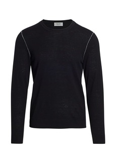 7 For All Mankind Merino Wool Sweater