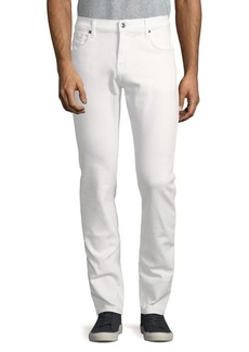 7 For All Mankind Paxtyn Mid-Rise Straight Jeans