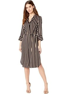 7 For All Mankind Midi Shirtdress