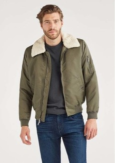 7 For All Mankind Military Bomber in Army