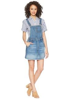 Mini Skirt Overall in Desert Oasis 5
