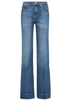 7 For All Mankind Modern Dojo high-rise flared jeans