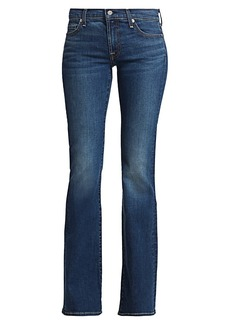 7 For All Mankind Original Low-Rise Bootcut Jeans