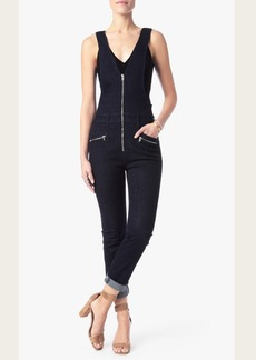 Overall with Zipper