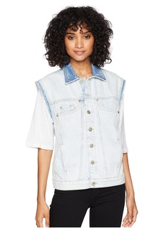 7 For All Mankind Oversize Vest