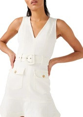 7 For All Mankind Patch Pocket Dress