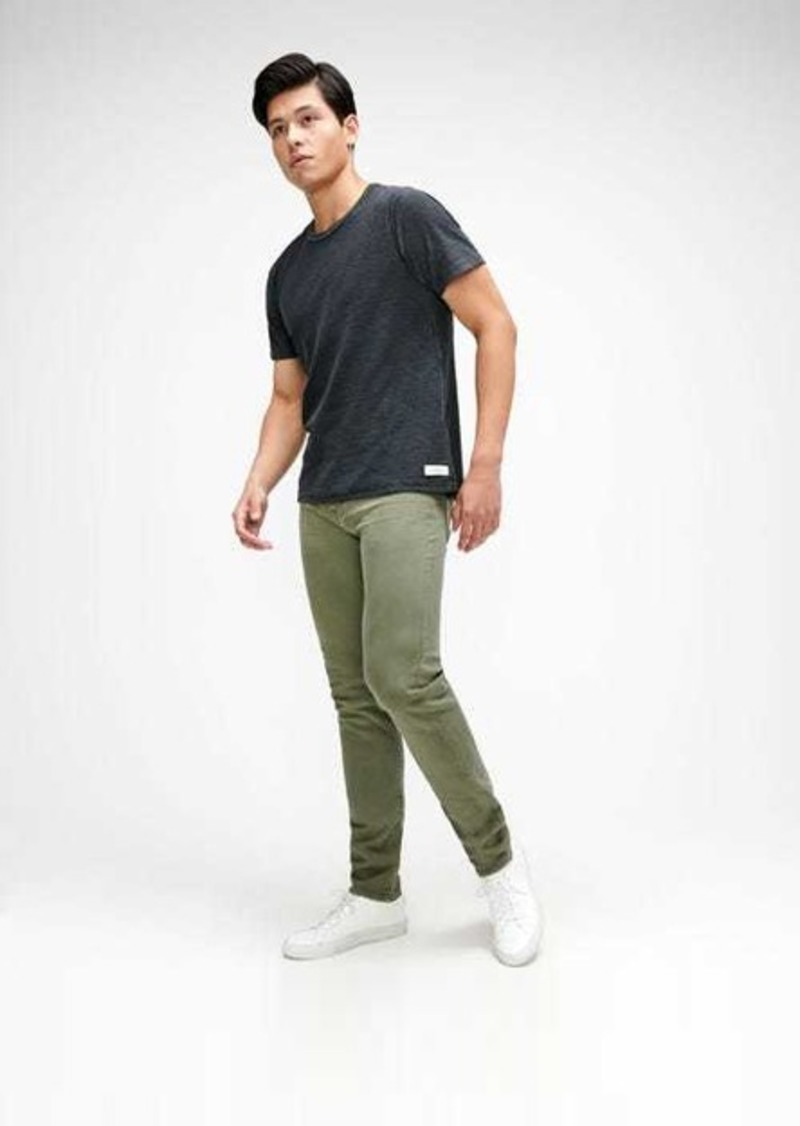 7 For All Mankind Luxe Sport Paxtyn Skinny in Light Army