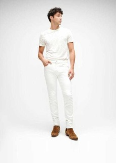 7 For All Mankind Luxe Sport Paxtyn Skinny in White