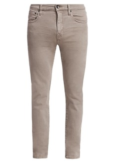7 For All Mankind Paxtyn Skinny Twill Jeans