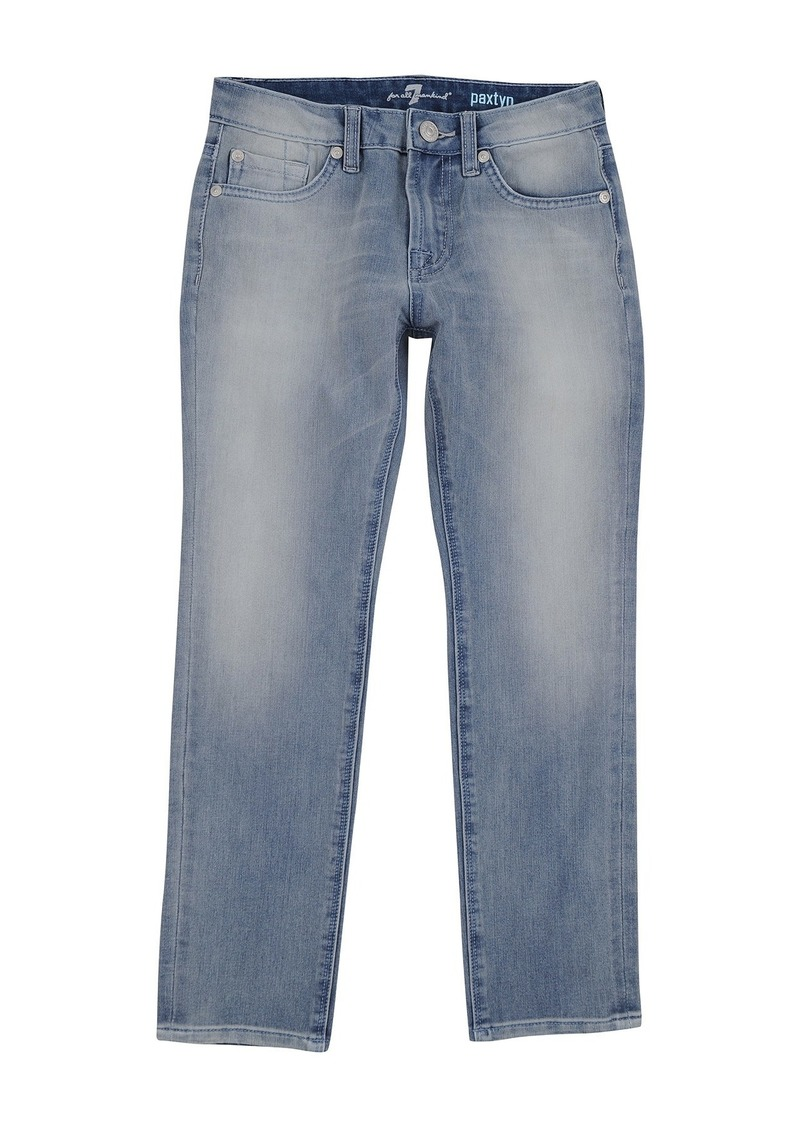 7 For All Mankind Paxtyn Slim Fit Jeans (Little Boys)