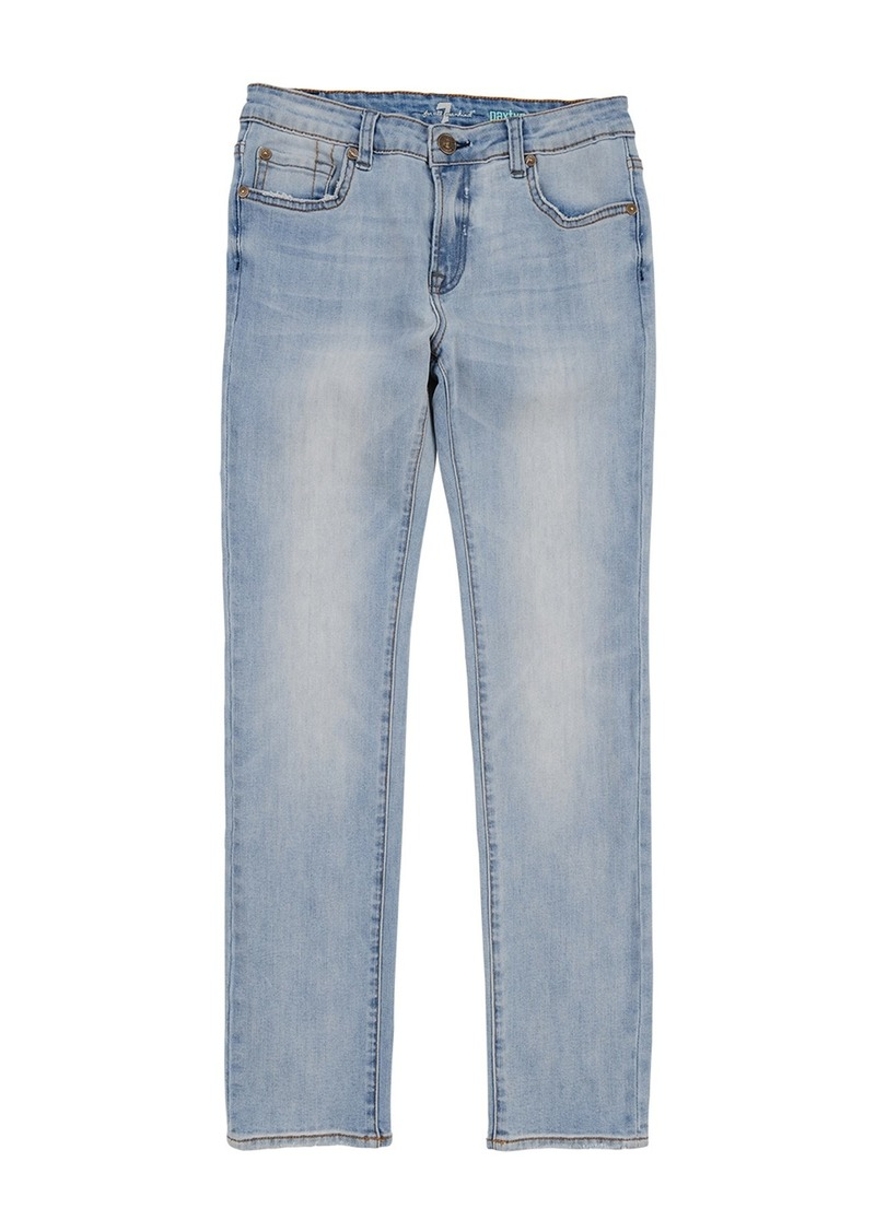 7 For All Mankind Paxtyn Stretch Jeans (Little Boys)