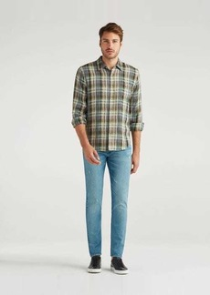 7 For All Mankind Paxtyn with Clean Pocket in Pacific Coast Highway