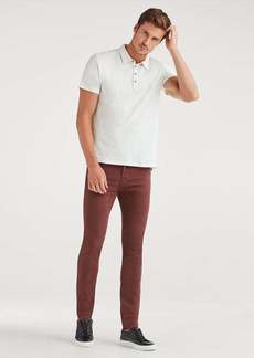 7 For All Mankind Performance Twill Paxtyn in Cabernet