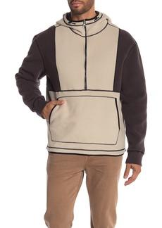 7 For All Mankind Polar Fleece Pullover