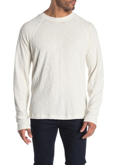 7 For All Mankind Raglan Long Sleeve T-Shirt