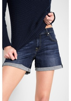 Relaxed Roll Up Short  in Santiago Canyon