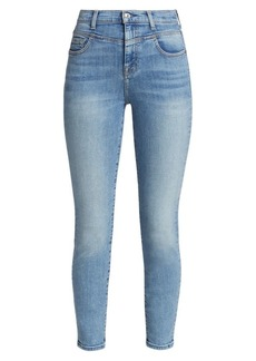 7 For All Mankind Retro Corset Skinny Jeans