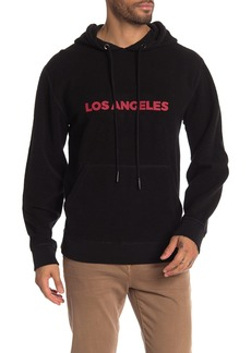 7 For All Mankind Reversible Hoodie