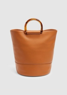 7 For All Mankind Ring Tote in Camel