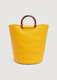 7 For All Mankind Ring Tote in Yellow