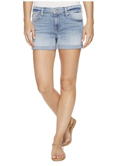 7 For All Mankind Roll Up Shorts in Crescent Valley