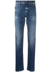 7 For All Mankind Ronnie mid-rise skinny jeans