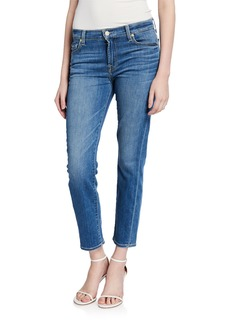7 For All Mankind Roxanne Ankle Skinny Squiggle Jeans