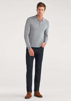 7 For All Mankind Series 7 Slim Slimmy with Clean Pocket in Rinse