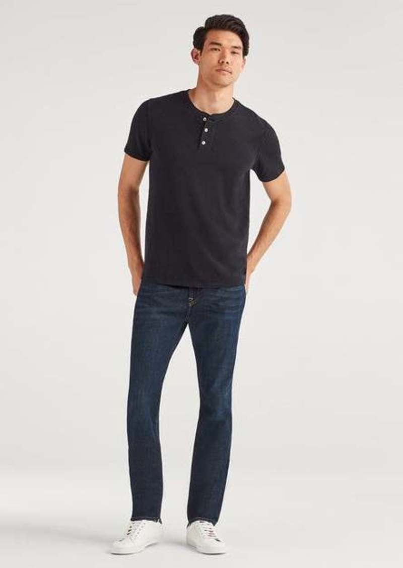 7 For All Mankind Series 7 Slim Taper Adrien with Clean Pocket in Diplomat