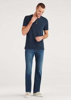 7 For All Mankind Series 7 Straight with Clean Pocket in Finally Free