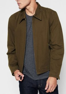 7 For All Mankind Shop Jacket in Teak