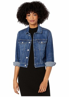 7 For All Mankind Shrunken Long Sleeve Jacket