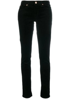 7 For All Mankind skinny fit cord trousers