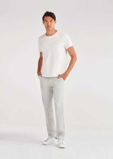 7 For All Mankind Slim Chino in Frost