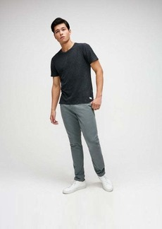 7 For All Mankind Slim Chino Pant in Medium Gray